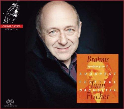 Brahms: Symphony No.2, Tragic Overture, Academic Festival Overture by Budapest Festival Orchestra