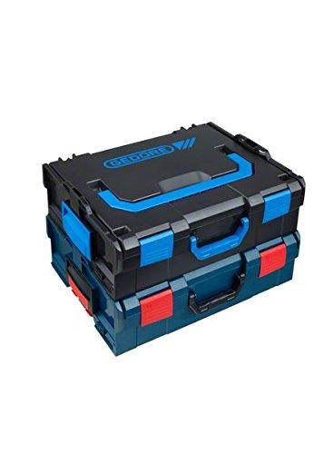 Wiha L-BOXX 102 schwarz – Leer-Koffer / Transportbox – Sortimo kompatibel - 2