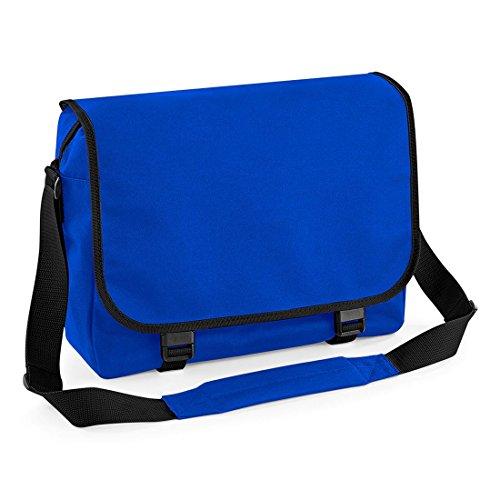BagBase Borsa a Tracolla in 12 Splendidi Colori BRILLANTE ELETTRICO