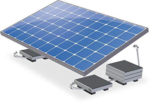 Van der Valk Solar Systems ValkBox 3 20° Flachdach oder Boden Photovoltaik Solarmodul Aufständerung