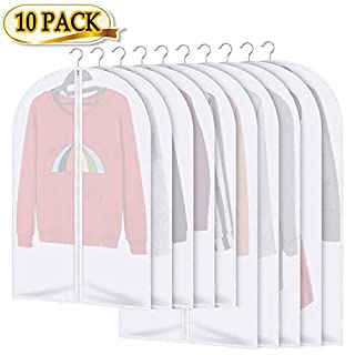 AIDBUCKS Clothes Covers, 10pcs