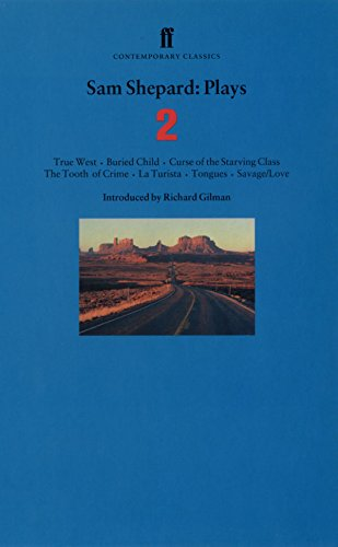 Sam Shepard Plays 2: