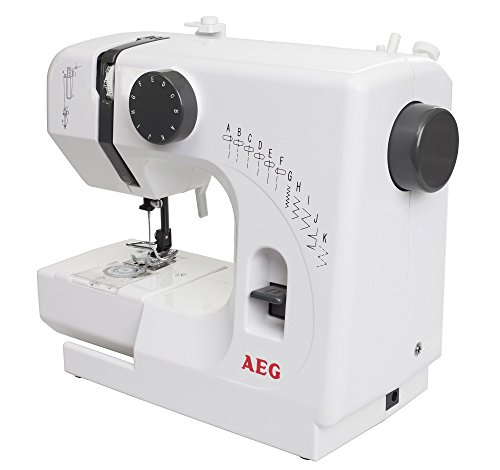 Mini Nähmaschine AEG NM100 - 11 Nähprogramme