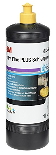 3M 80349 Perfect-it Polierpaste Schleifpaste Extra Fine, 1000 ml