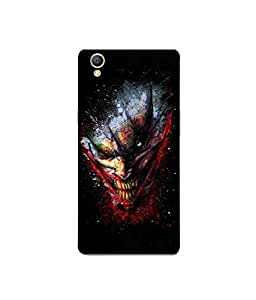 Kaira High Quality Printed Designer Soft Silicon Back Case Cover For Oppo A37(1084)