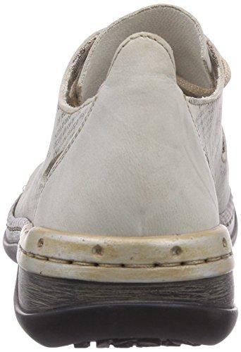 Rieker 54007/60, Baskets mode femme Beige