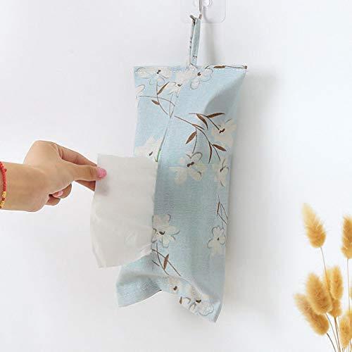L_shop Tissue Box Startseite Tissue Holder Dekoration Tissue Flower Cover Tasche Tissue Paper...