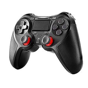 Wireless Controller für PlayStation 4, Welltop Dual Vibration Shock Kabelloser Gamepad Controller für PlayStation 4 ,Pro…