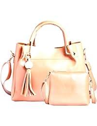 CLASSIC FASHION Women's PU Hand Bag, cfs0193 gold