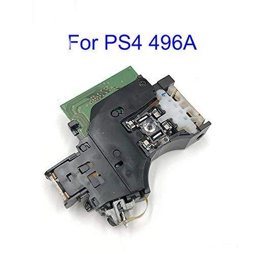 Optischer Kopf (Ersatz kes-496aaa kem-496aaa kes-496a Drive Optische Laser-Kopf Objektiv Reader Ersatzteile für Playstation 4Slim PS4S Laser + Frame)