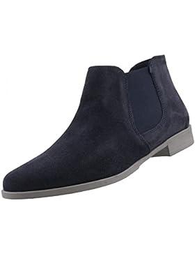 Tamaris Damen Chelsea Boots Blau