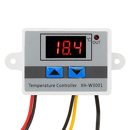ROUHO xh-W3001 Mikrocomputer Digitaler Temperaturkontrolleur Thermostat Temperaturkontrolle Schalter Mit Display- DC24V