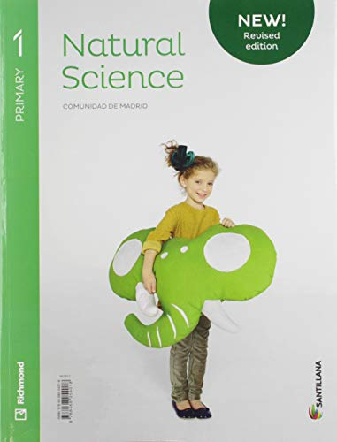 NEW NATURAL SCIENCE MADRID 1 PRIMARY STUDENT'S BOOK