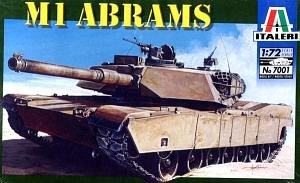 Italieri M1 Abrams 1:72