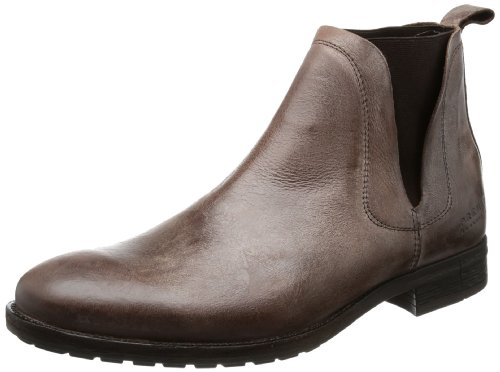 JACK & JONES JJ STAFFORD PRM 12070120 Herren Chelsea Boots Braun (Major Brown)