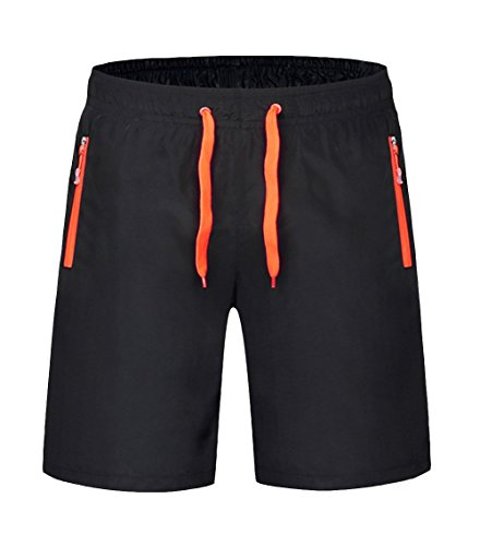 nine-cif-pantaloncini-uomo-arancione-black-orange