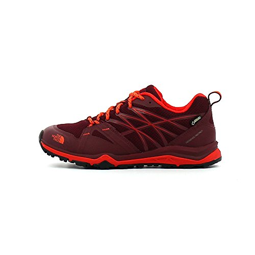 The North Face W Hedgehog Fastpack Lite Gtx, Chaussures de Marche Femme Rosso (Dpgrtrd/Mndrnrd)