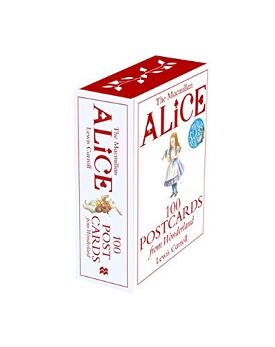 Alice: 100 Postcards from Wonderland (MacMillan Alice) by MacMillan Children's Books (2015-09-24)