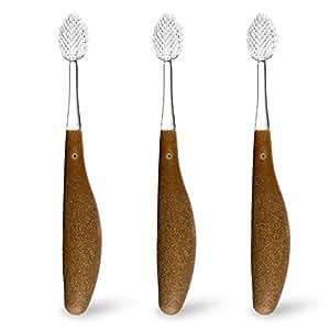 RADIUS Source Toothbrush, Medium, Pack of 3