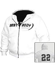Best Body Nutrition Kapuzenshirt Zip Hoody 22