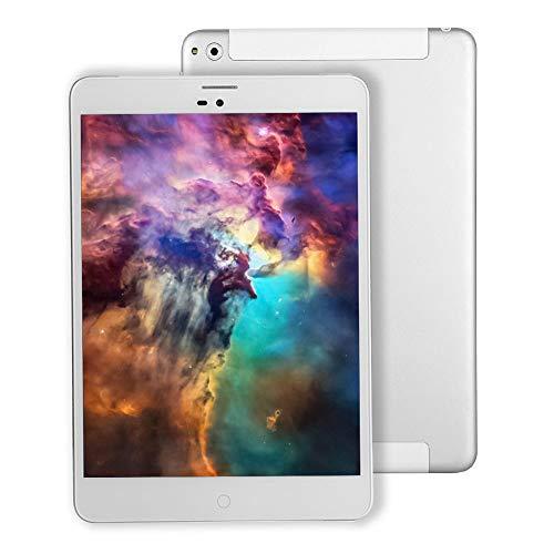 Tablet Android 4G LTE - Winnovo M798 7.85 pollici Phablet Singola SIM (Quad Core 16 GB ROM HD 1024x768 Doppia Fotocamera Wifi Bluetooth) - Argento