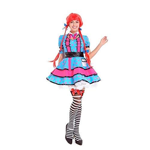 Fashion-Cos1 Halloween Kostüme Für Frauen Vampire Queen Magier Cosplay Kostüm Erwachsene Hexe Gothic Kostüm Prinzessin Kleid