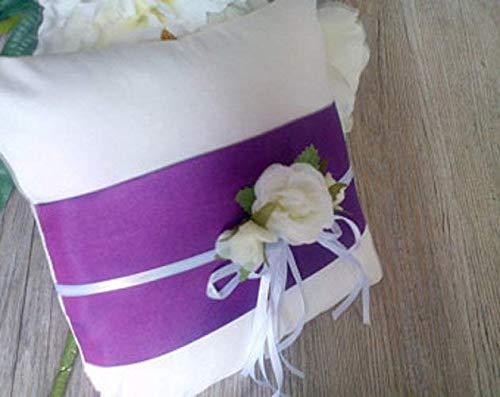 Ringkissen Ringträgerkissen Eheringe für Hochzeit Wedding