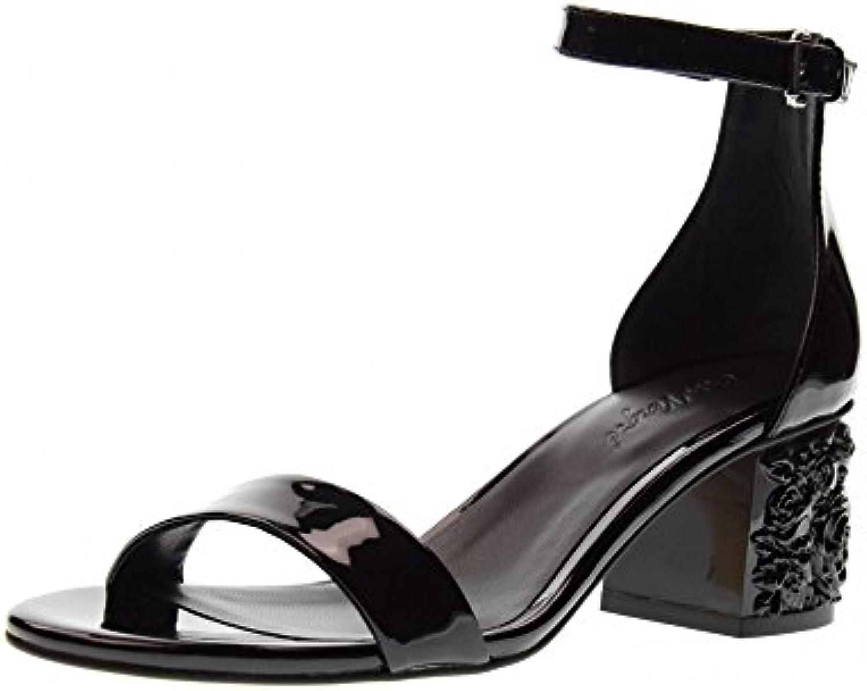 Sandalia Plantilla Extraíble Piel Rojo 180915 PieSanto Zapato Confort Tucson Visón