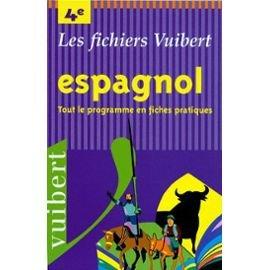 Fichier espagnol, 4e LV2 par Puren
