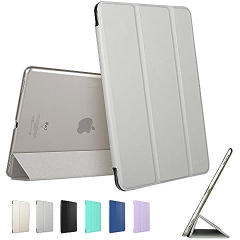 ESR Funda iPad Pro 12.9, [Automático Arriba / Sueño][Soporte Plegable] Carcasa Smart Cover de Triple Plegado para iPad Pro 12.9 inch,
