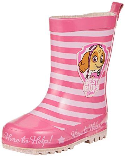 Leomil Fashion Girls Kids Rainboots Boots, Bottes de Pluie Fille