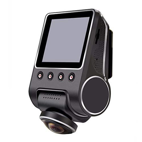 WIFI Dash Cam 1080P 360-Grad-Panorama-Auto-Kamera-Recorder des Auto-DVR versteckte Art Nachtsicht mit hinterer Ansicht