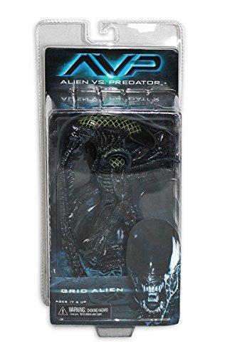 "Figura de Acción Alien vs. Predator Serie 7 AVP ""Grid Alien"" 3"