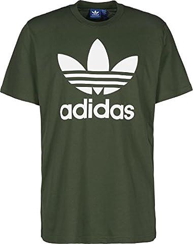 adidas Herren Orig Trefoil T Shirt, Mehrfarbig (Carnoc), M