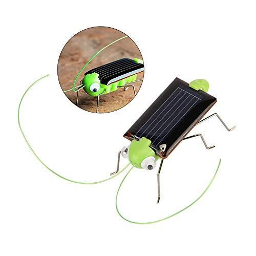 Insekten Spielzeug pädagogische Kinderspielzeug, Solarenergie Cricket, Innovative DIY Spielzeug