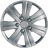 Ring Automotive RWT1377 Tapacubos Flare, 13 Pulgadas, 4 unidades