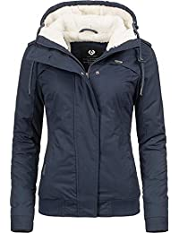 Ragwear Damen Jacke Winterjacke Ewok (vegan hergestellt) 7 Farben XS-XL