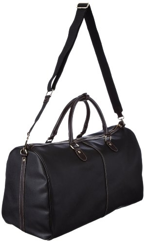 Bogner Leather  Crossing Logan, sacs à main femme Noir - Schwarz (black 066)