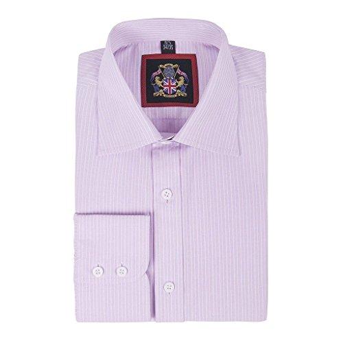 camisa-de-manga-larga-para-hombres-modelo-canterbury-clasico-de-rayas-finas-blancas-punos-simples-es