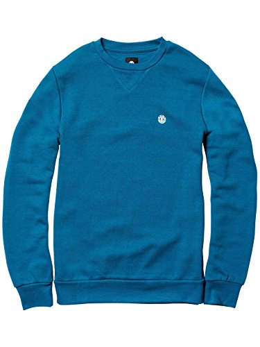 Element Protected Crew Neck Moroccan Blue