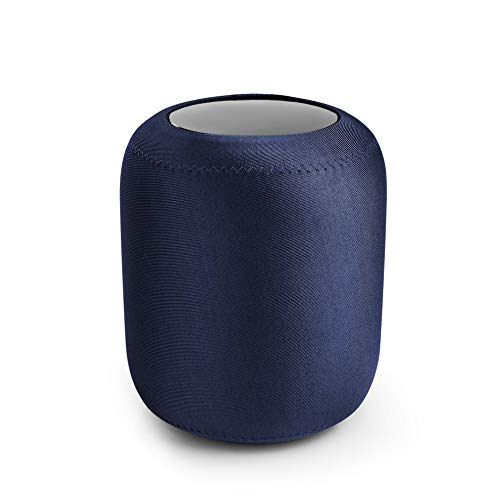 Preisvergleich Produktbild Mouchao Staubdichte Schutzhülle für den Smart Home-Lautsprecher Blau