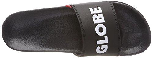 Globe Unfazed Slide, Chaussures de Skateboard Homme Noir (Black/Black)