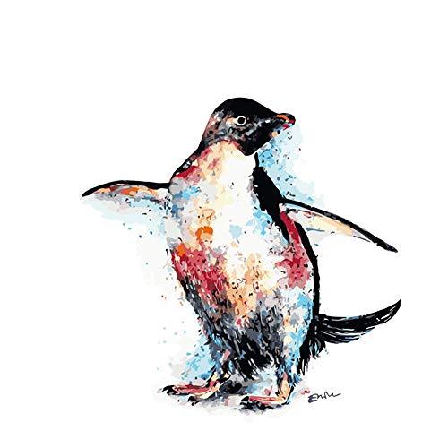 YDPTYANG Kreative Holzpuzzles 1000 Stück Coole Tanzen Pinguin Tier Erwachsene Kinder Freizeit Puzzle-Spiele Spielzeug (Stück 1000 Cool Puzzles)