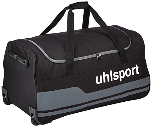 uhlsport Unisex Basic Line Traveltrolley Tasche Schwarz/Anthra
