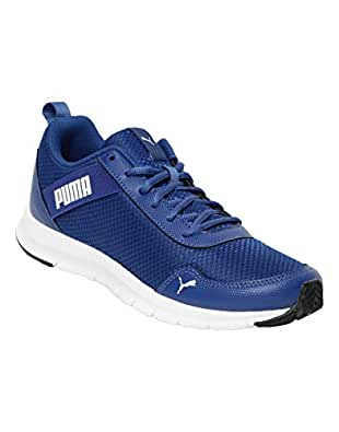 PUMA Men's Movemax IDP Limoges White Sneakers-6 UK/India (39 EU) (4060981825241)