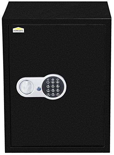 HomeSafe HV52E caja fuerte con cerradura electrónica – 52x40x36 cm