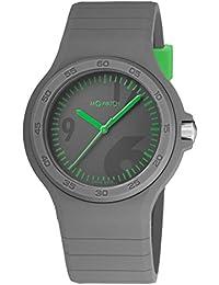 M-WATCH Swiss Made Maxi 42 Analog Grey Dial Men's Watch-WYO.15180.RH