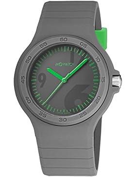 M-WATCH Unisex-Armbanduhr Maxi Colour Analog Quarz WYO.15180.RH