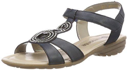 Femmes R3250-t-slides Sandales Remonte MUGjpmN