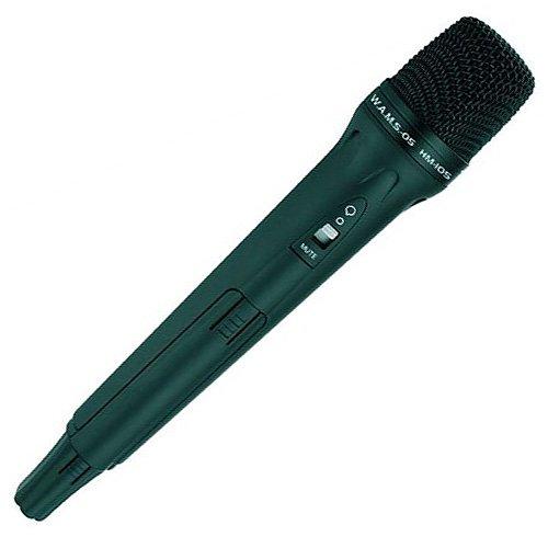 HM 105 MICROFONO INALAMBRICO WAMS 05